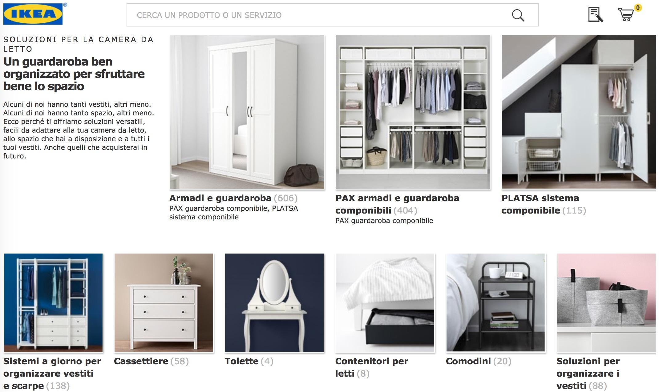 Ikea Il Web Store Per Mobili Ed Accessori
